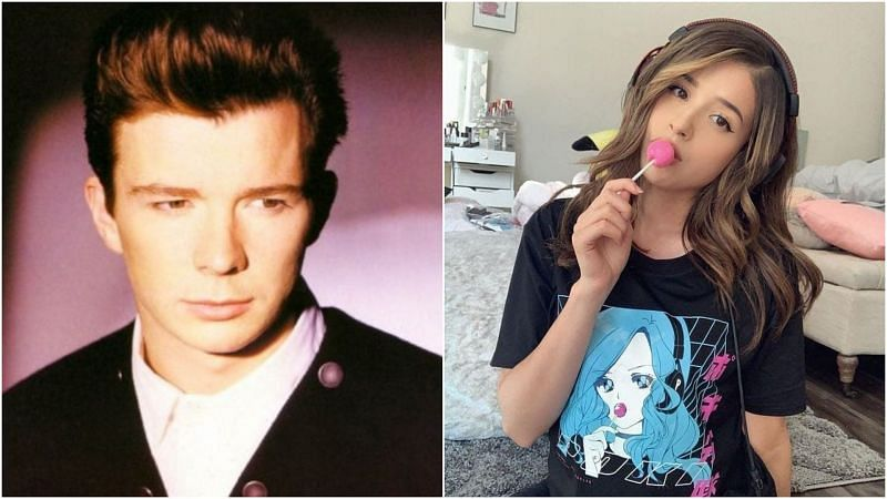 A video of Rick Astley simping over Pokimane is doing the rounds on the internet- is it true?