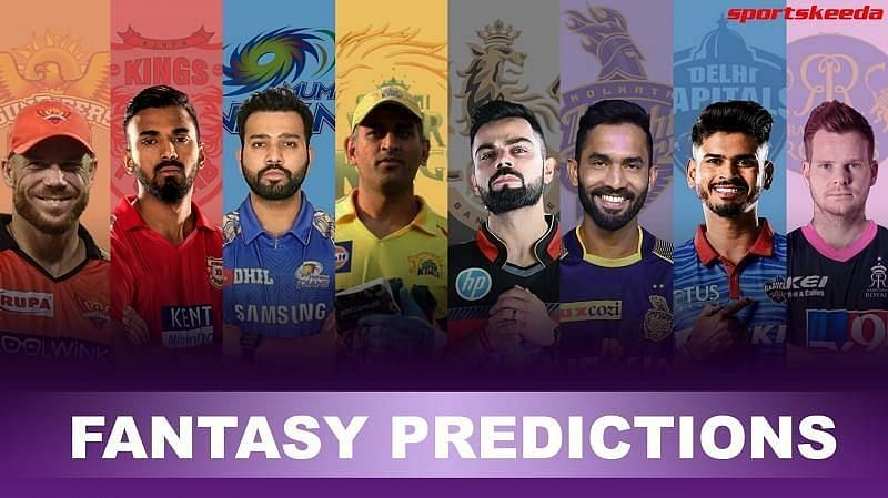 CSK vs KKR IPL 2020 | Dream11 Tips