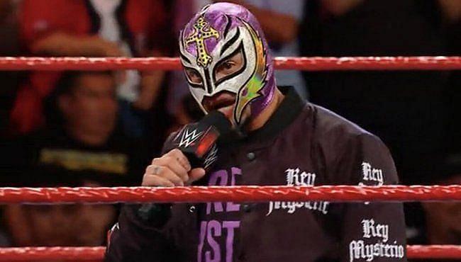 Rey Mysterio in WWE