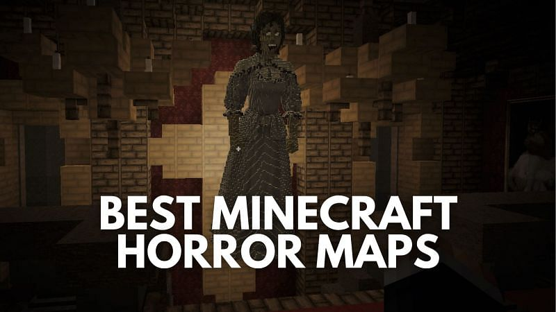 Best horror maps in Minecraft