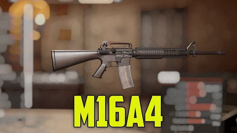 PUBG Mobile: M416 VS M16A4; Which assault rifle is better(Image credits: Andrea FPS Games YT)
