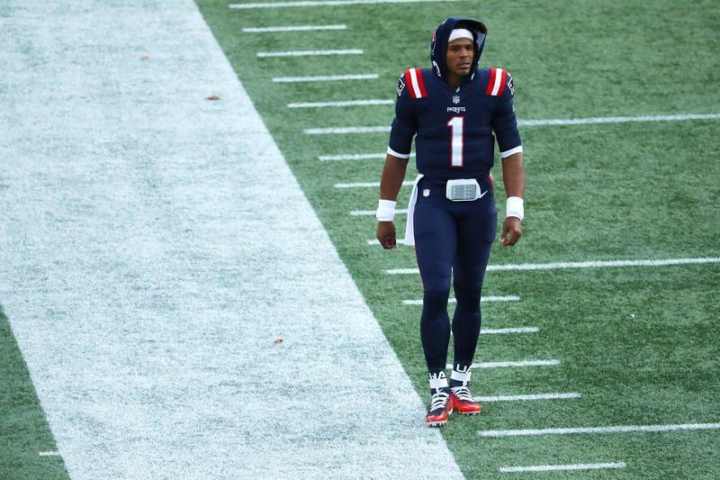 Will Patriots QB Cam Newton regain the form he had earlier in the NFL season?
