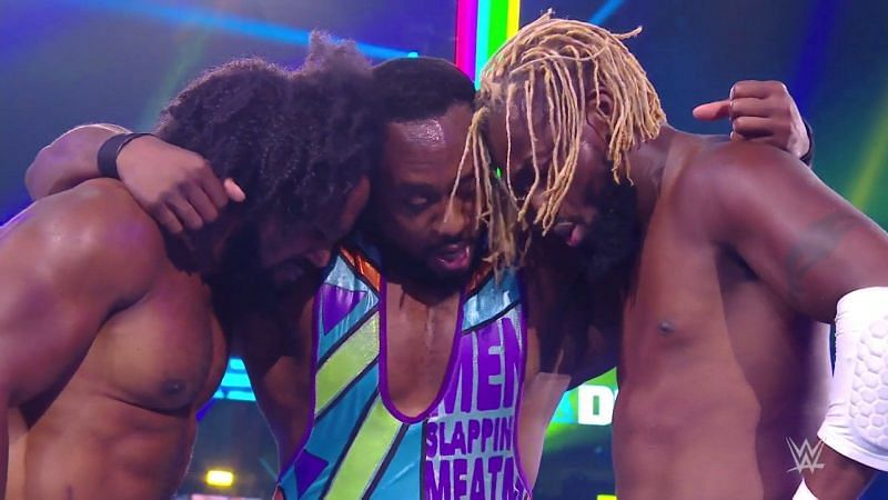 New Day had their farewell match on this past week