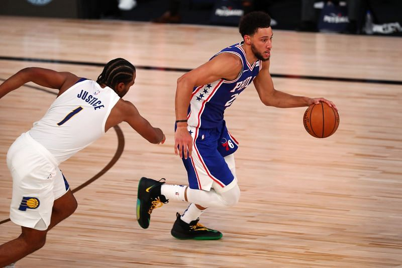 Ben Simmons could be traded by the Philadelphia 76ers this off-season.