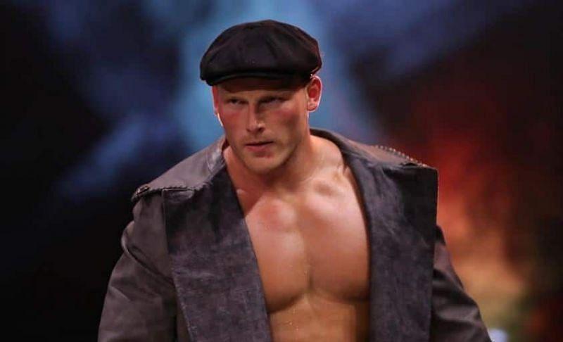 Ridge Holland WWE