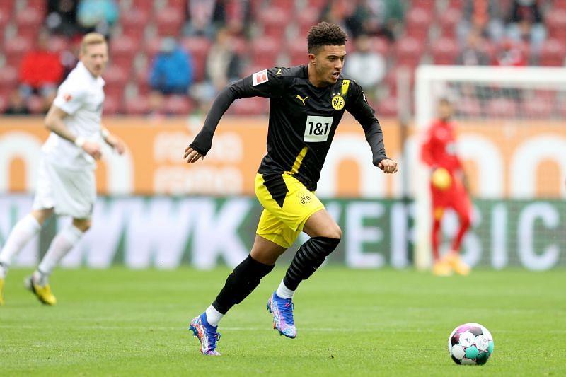 Jadon Sancho is an excellent player