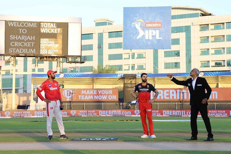 RCB and KXIP faced off in Match 31 of IPL 2020