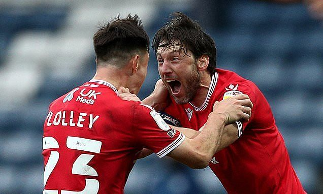Nottingham Forest claimed their first win of 2020-21 over Blackburn this weekend