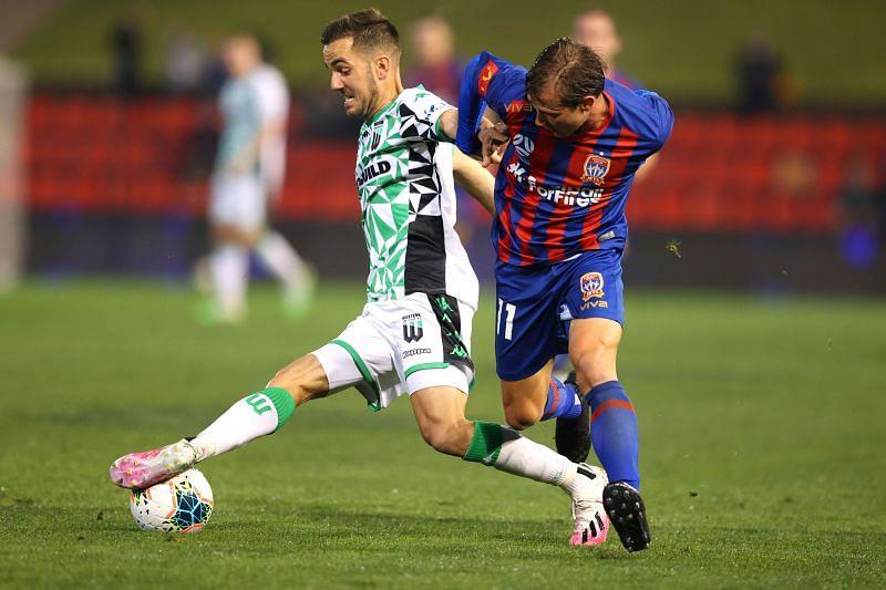A-League Rd 29 - Newcastle v Western United