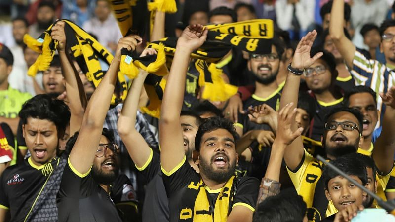 Hyderabad FC fans will be hoping the team improves this season.