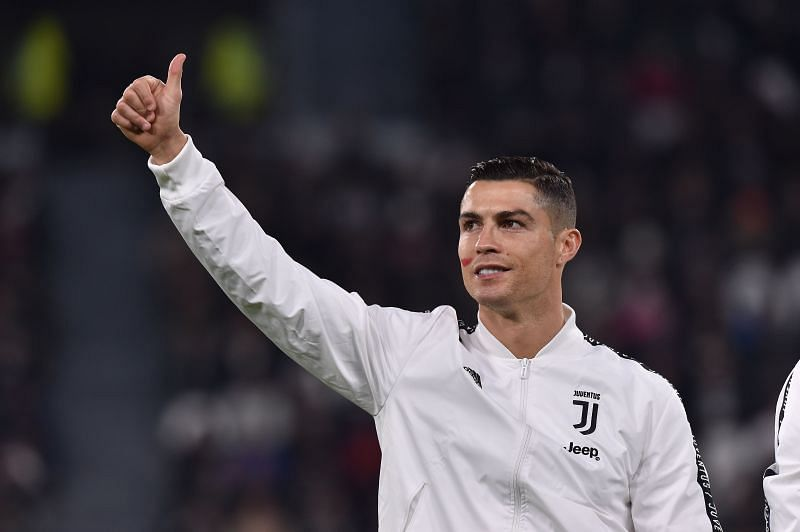 Cristiano Ronaldo is raring to get back on the pitch after being diagnosed with COVID-19