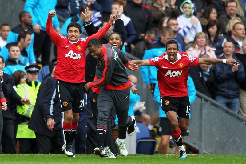 Seventeen South Americans have played for Manchester United