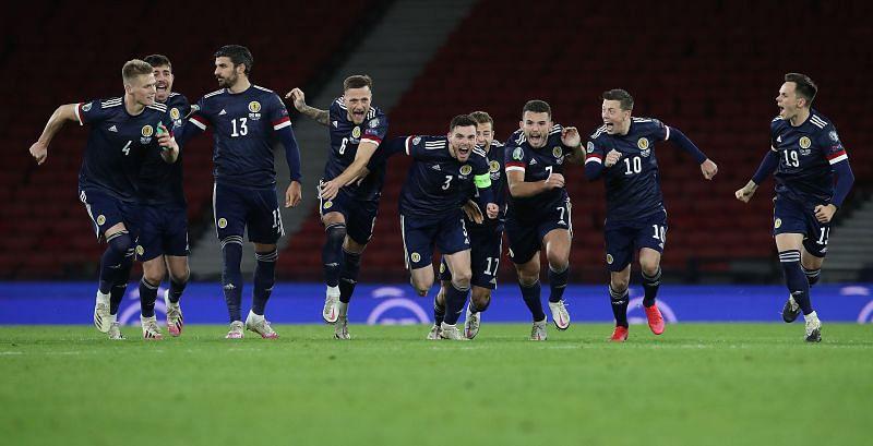 Scotland won their UEFA EURO 2020 Play-Off Semi-Final against Israel in the week