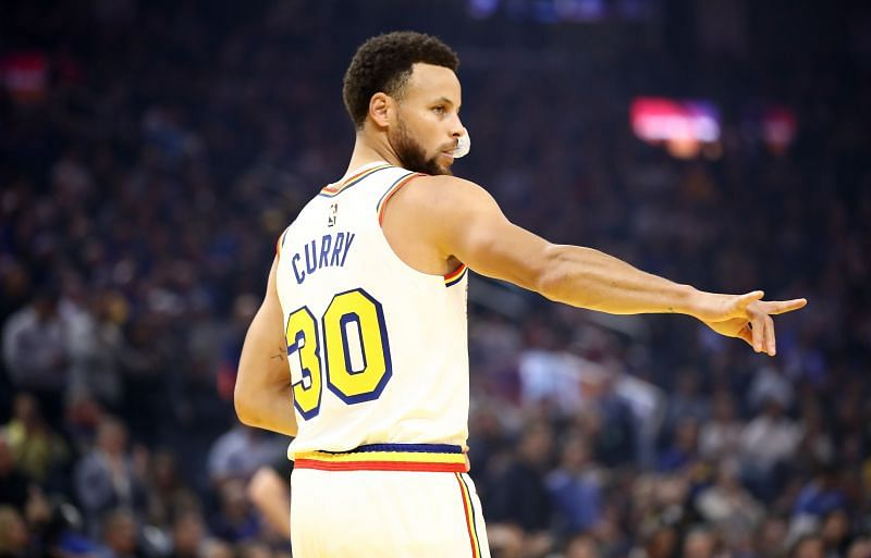Stephen Curry will be the number one option for the Golden State Warriors.