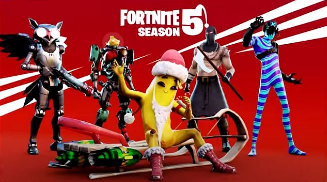 Fortnite Chapter 2 Season 5 Top 5 Leaks Hints At Winterfest 2020 The fortnite map has 20 unique locations with varying amounts of resources. fortnite chapter 2 season 5 top 5
