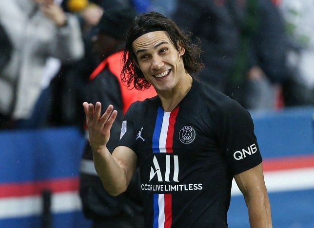 Edinson Cavani has a lot to offer if he joins Man United
