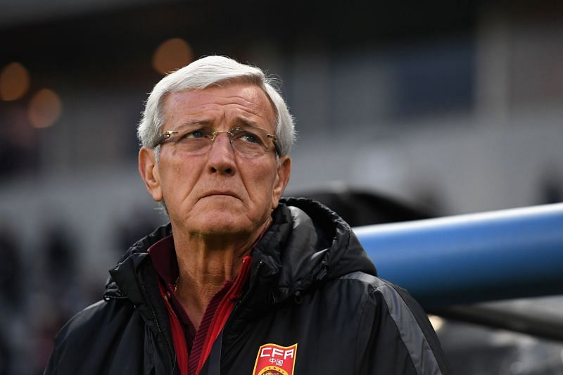 Legendary manager Marcelo Lippi