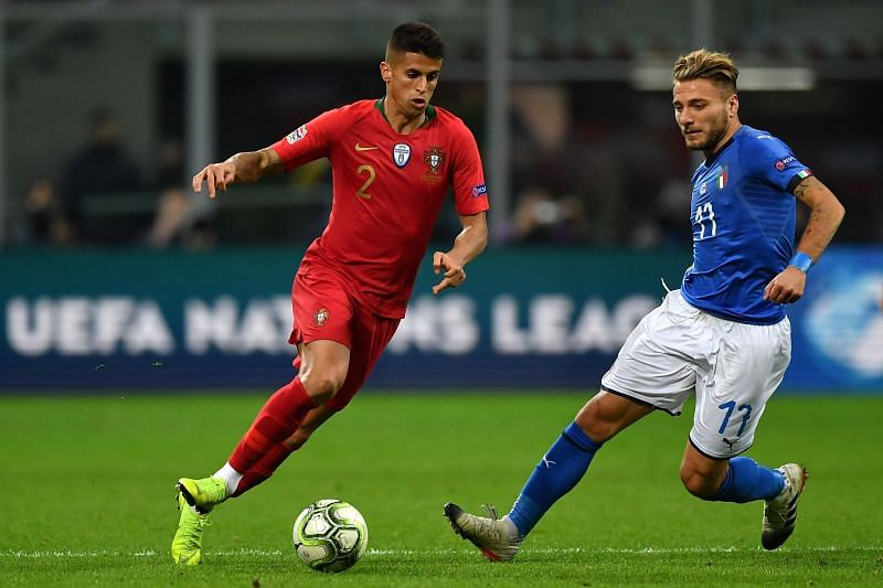 Cancelo will have to keep an eye on Mbappe