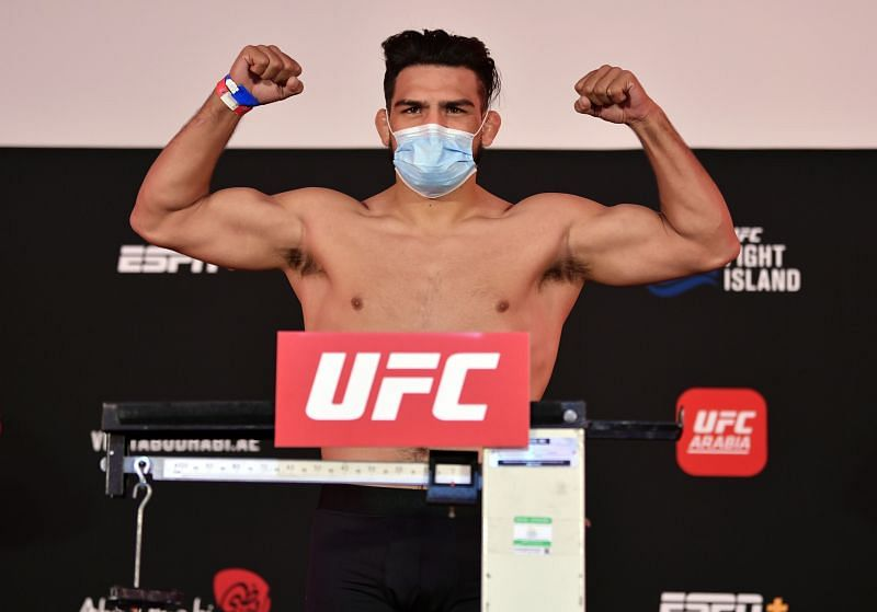 UFC Fight Night: Figueiredo v Benavidez 2 Weigh-in