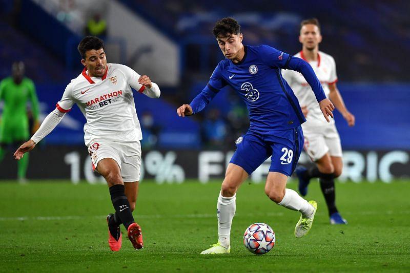 Chelsea 0 0 Sevilla Player Ratings As Scrappy Stalemate Ensues At Stamford Bridge Uefa Champions League 2020 21