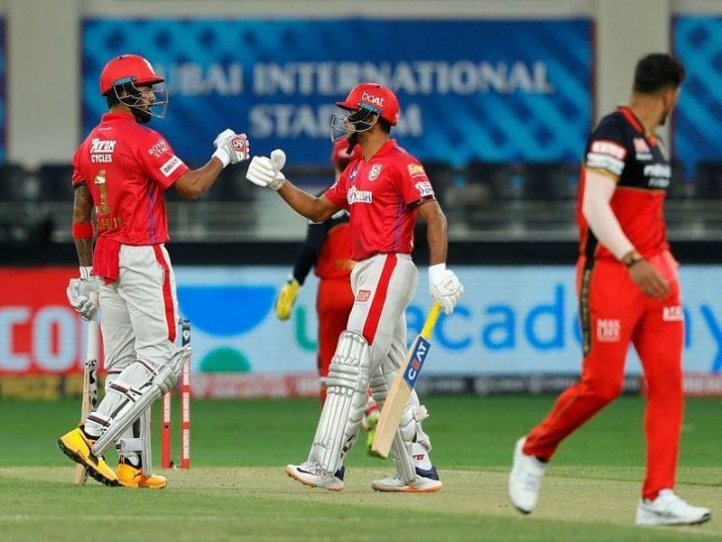 IPL 2020: KXIP v RCB