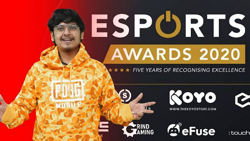 Mortal nominated for mobile esports player of the year.