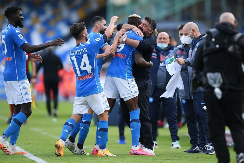 Benevento Vs Napoli Prediction Preview Team News And More Serie A 2020 21