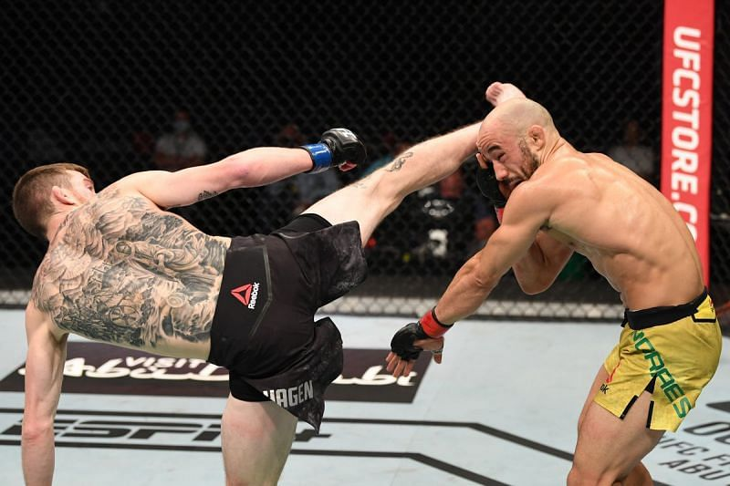 Cory Sandhagen vs. Marlon Moraes