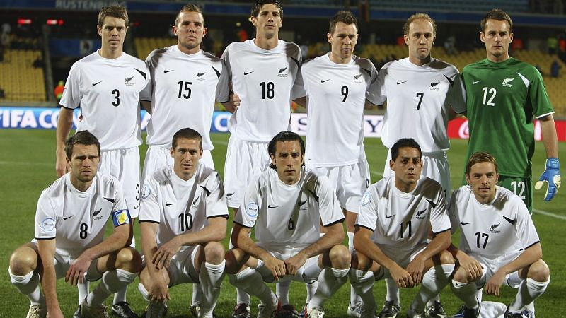 The All Whites were scheduled to face England on November 12 at Wembley