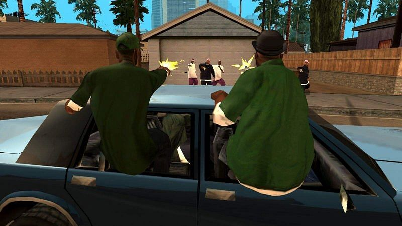 Many fans consider GTA San Andreas to be one of the better titles that Rockstar Games have produced for the franchise (Image credits: Cult of Mac)