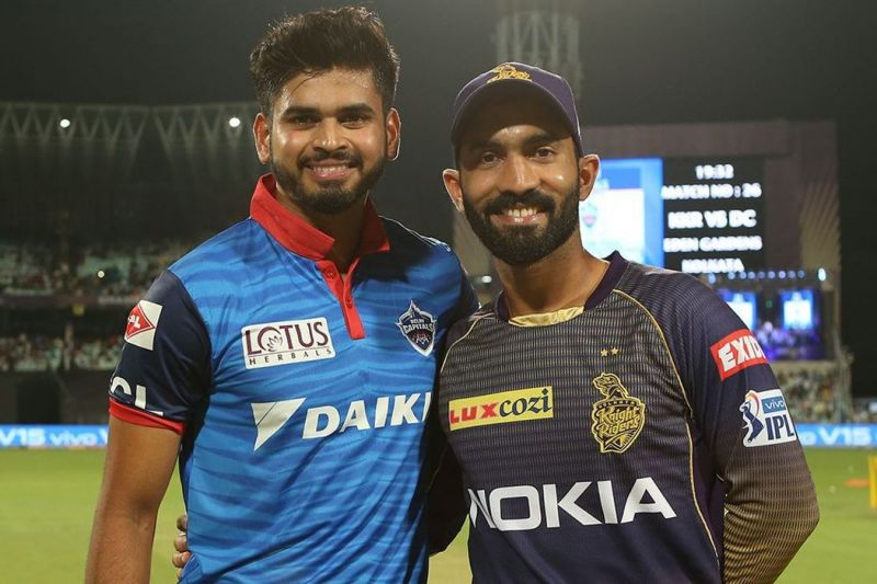 DC will be up against the in-form KKR