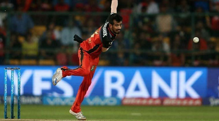 Yuzvendra Chahal was the highest wicket-taker for RCB in yesterday