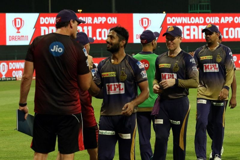 Can the Kolkata Knight Riders record their fourth consecutive win over Kings XI Punjab? (Image Credits: IPLT20.com)