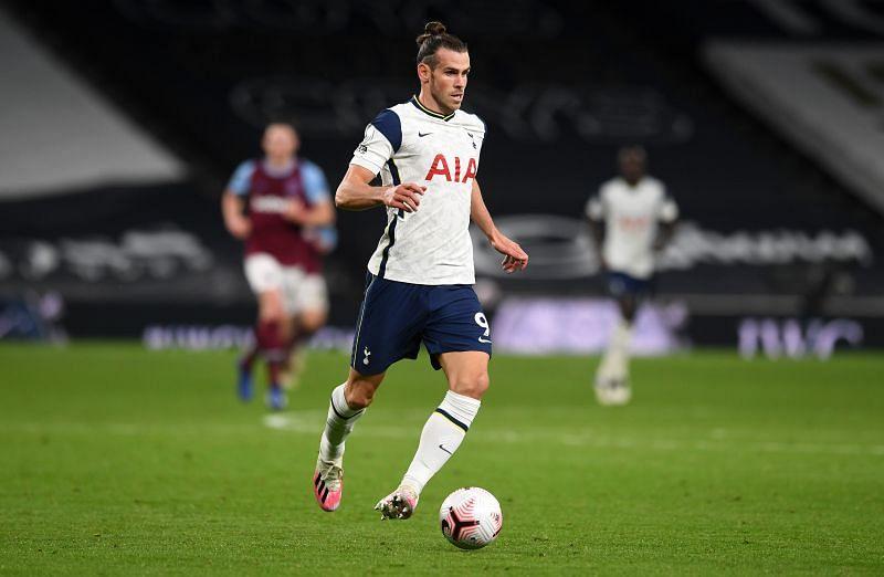 Tottenham star Gareth Bale