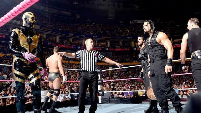 This was one of the best WWE angles in late-2013