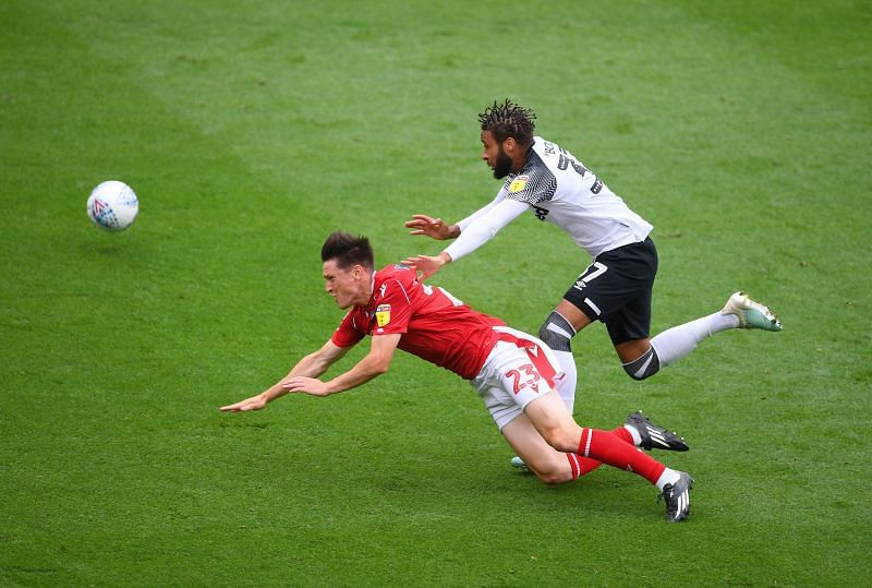 Nottingham Forest vs Derby County is also a fiery encounter