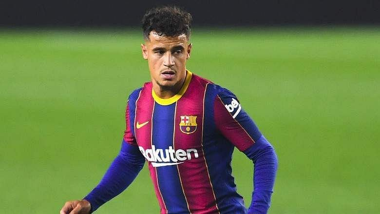 Philippe Coutinho helped Barcelona force a share of the spoils against Sevilla.