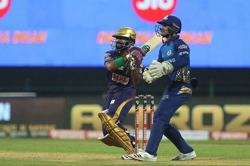 Can the Kolkata Knight Riders improve their dismal head-to-head record against the Mumbai Indians? (Image Credits: IPLT20.com)