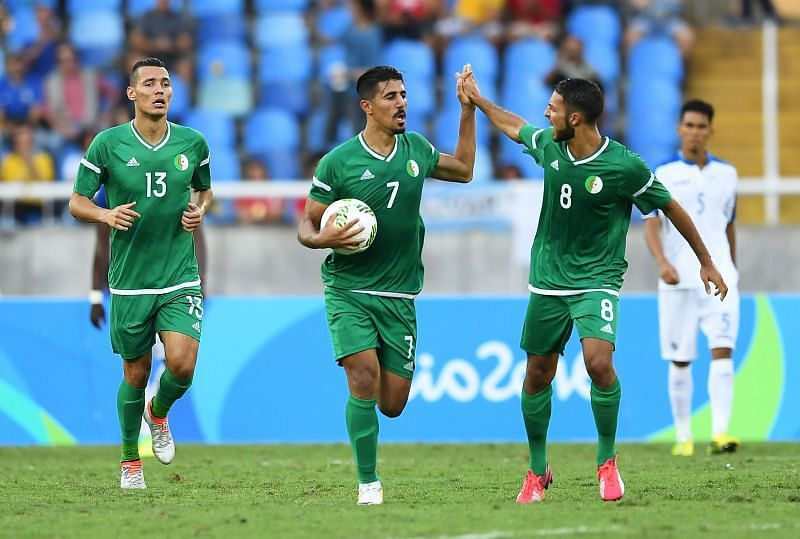 Bounedjah could be back in the starting XI