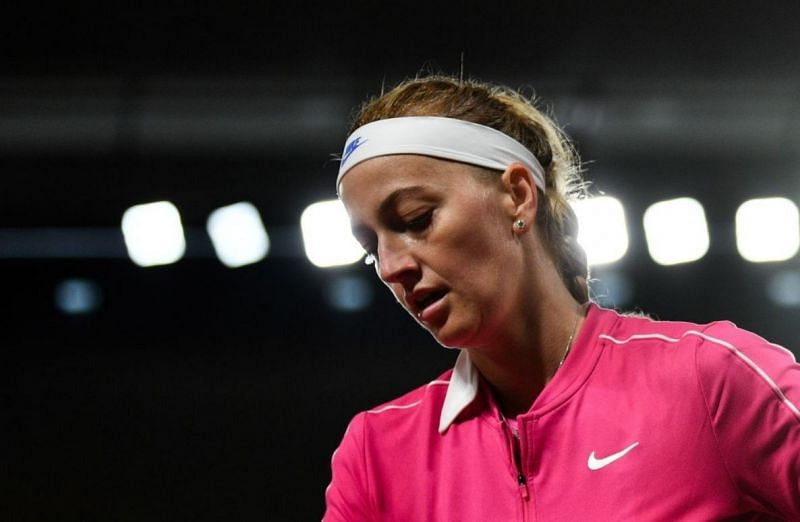 Petra Kvitova is one of the highest remaining seeds in the draw