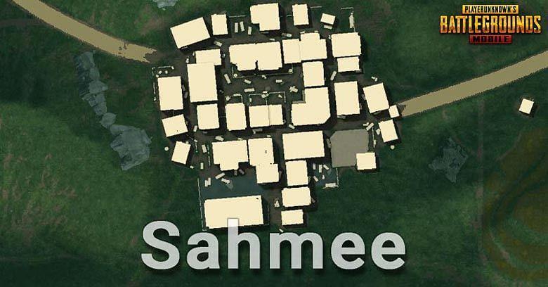 PUBG Mobile: Sahmee in Sanhok map (Image credits: Zilliongamer.com)