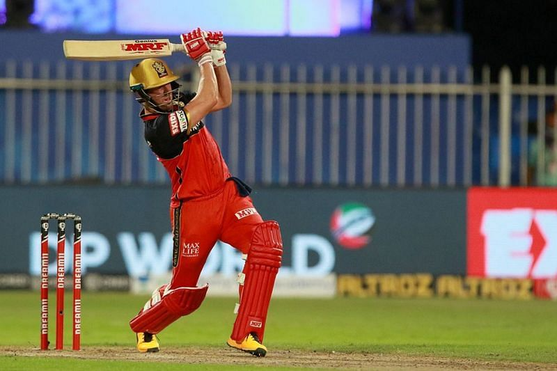AB De Villiers turned the game on its head with his 73*(33) Credits:IPLT20.com