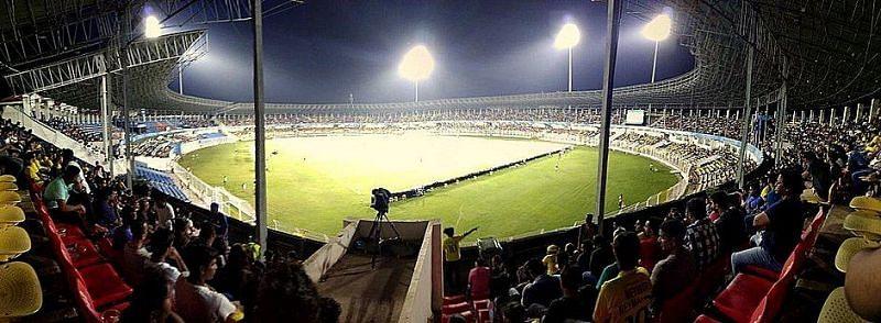 Jawaharlal Nehru Stadium, Fatorda