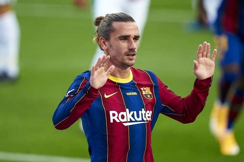 Griezmann needs to up his game