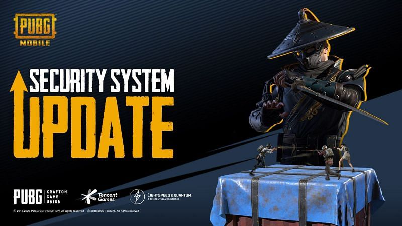 security system update