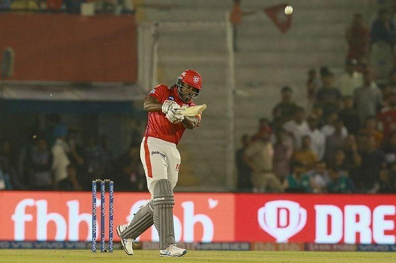Chris Gayle: IPL