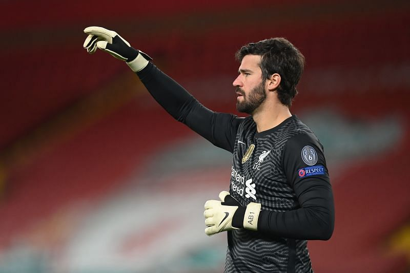 Alisson has been a brilliant signing