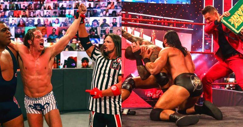 WWE RAW Results November 9th, 2020: Latest Monday Night RAW Winners, Grades, Video Highlights