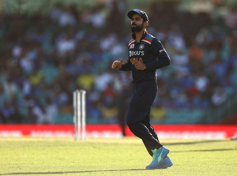 Australia v India - ODI Game 1