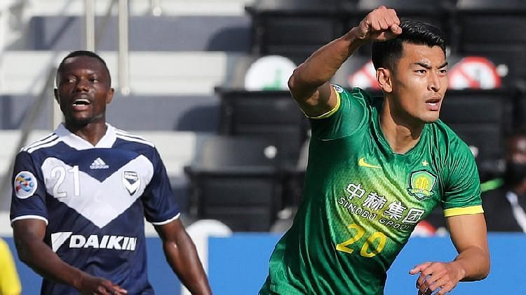 Beijing Guoan take on Melbourne Victory this week. Image Source: CGTN